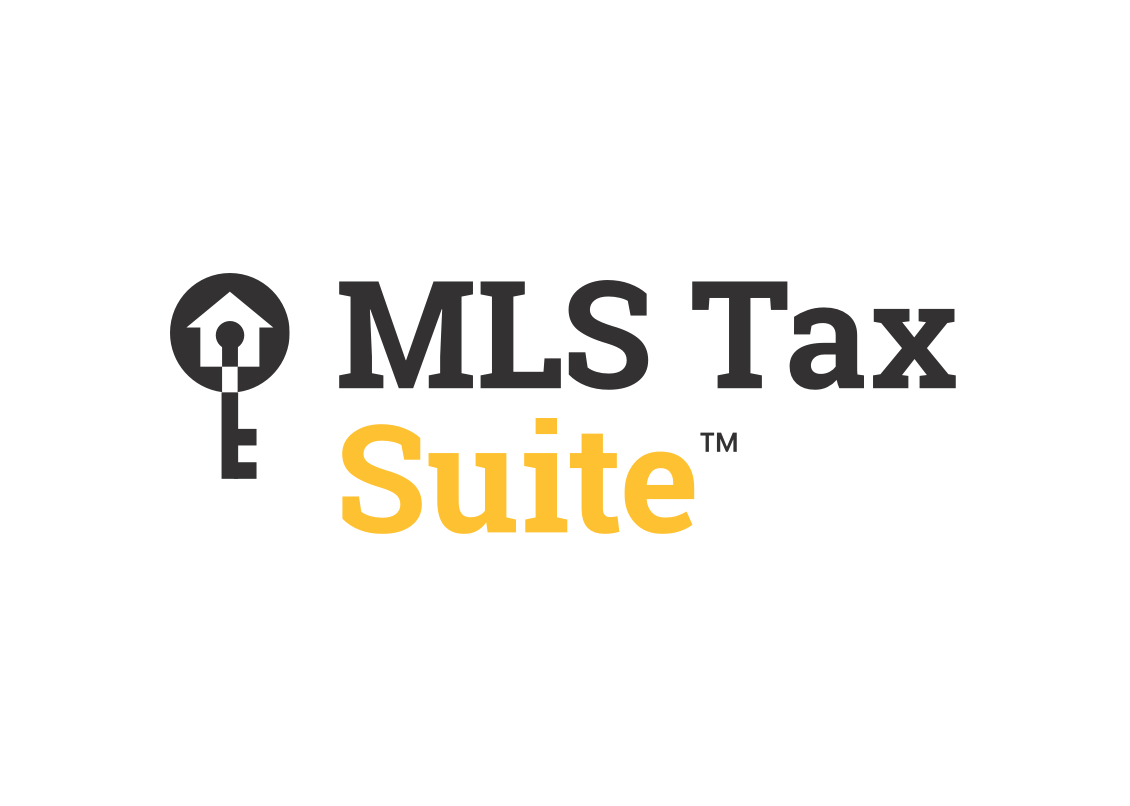 MLS Tax Suite logo transparent background
